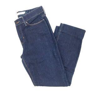 NWOT! Levi's Dark Blue Wash/ 525 Straight Leg
